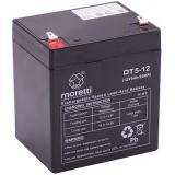 Bezúdržbová gélová batéria Moretti OT5-12, 12V 5Ah