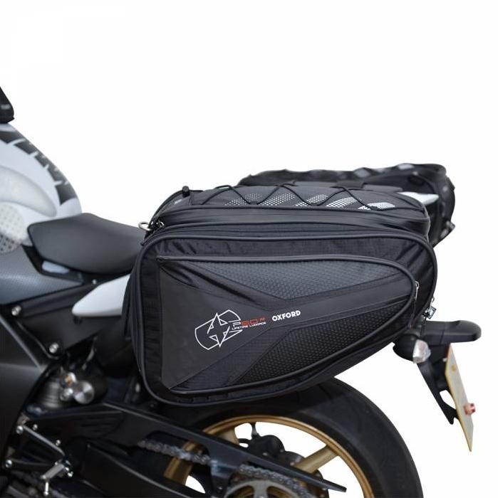 e408e328192c7 Bočné brašne na motocykel Oxford P60R | Moto-oblecenie.sk