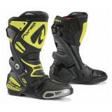 Čižmy na motocykel Forma Ice Pro čierno-fluorescenčno žlté - II. akosť