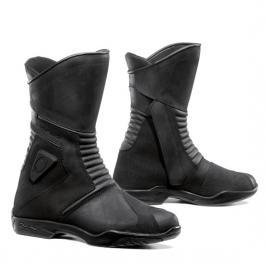 Topánky na moto Forma Voyage WP čierne