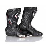 Topánky na motorku RSA GP-01 čierne výpredaj