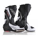 Čižmy na motocykel RST Tractech Evo 3 Sport čierno-biele výpredaj