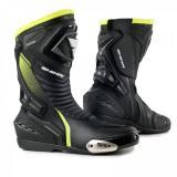 Topánky na motorku Shima RSX-6 fluo žlté