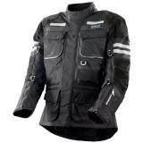 Bunda na motocykel iXS Montevideo-ST-LT čierna