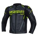 Bunda na motocykel Ozone RS600 čierno-fluo žltá