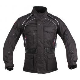 Bunda na motorku Roleff Liverpool černá