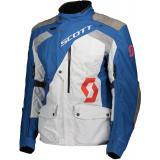 Bunda na motocykel SCOTT Dualraid Dryo modro-šedá