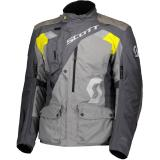 Bunda na motocykel SCOTT Dualraid Dryo šedo-žltá