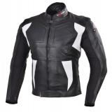 Moto bunda na motorku Tschul 850 čierno-biela výpredaj