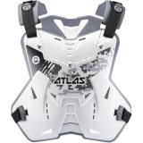 Chránič hrudi Defender Lite Digital Arctic, ATLAS (biela, veľ. UNI)