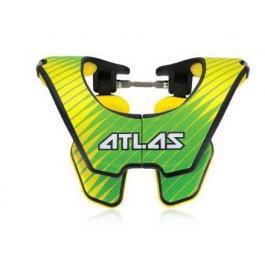 Chránič krčnej chrbtice Tyke Kiwi, ATLAS detský (žltá / zelená, Veľ. UNI)