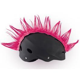 Číro na helmu Wiggystyle ružové