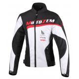 Dámska bunda na motocykel MotoZem Team - II. akosť