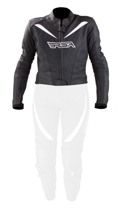 2abb2b4212b2 Dámska bunda na moto RSA Destiny výpredaj Výpredaj