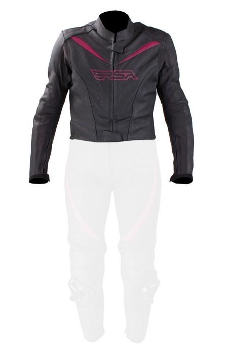 2de02e9bd Dámska bunda na moto RSA Misty výpredaj | Moto-oblecenie.sk