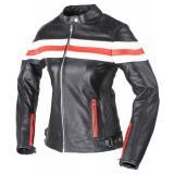 Dámska kožená bunda na motorku RSA Lines výpredaj