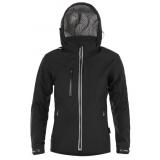 Dámská softshellová bunda 4SQUARE Soft čierná