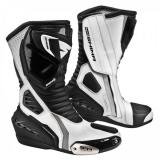 Dámske topánky na motorku Shima RWX-6 biele