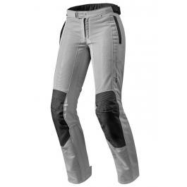 Dámske nohavice na motorku Revit Airwave 2 strieborné výpredaj