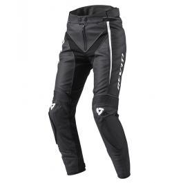 Dámske nohavice na moto Revit Xena čierno-biele výpredaj