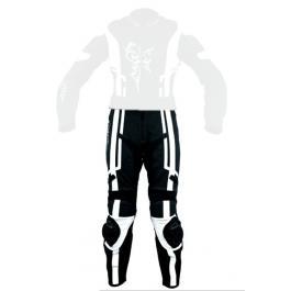 Dámske nohavice Tschul 187 Sandra čierno-biele vypredaj výpredaj