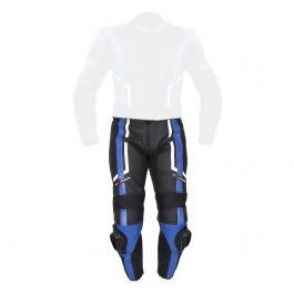 Dámske nohavice Tschul 187 Sandra čierno-modré výpredaj