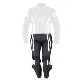 Dámske nohavice Tschul 554 čierno-biele vypredaj výpredaj