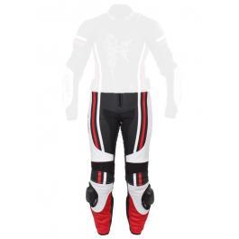 Dámske nohavice Tschul 554 čierno-červeno-biele výpredaj