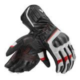 Dámske rukavice na motorku Revit Xena 2 bielo-červené výpredaj