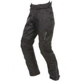 Dámske skrátené nohavice na motorku Ayrton Trisha čierne výpredaj