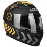 Integrálna prilba na moto Lazer Bayamo Adam Special replika žltá výpredaj