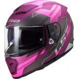 Integrálna prilba na motocykel LS2 FF390 Breaker Beta čierno-fialová