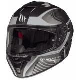 Integrálna prilba na motocykel MT Blade 2 SV Blaster čierno-šedá
