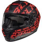 Integrálna prilba na motocykel MT Blade 2 SV Check čierno-červená