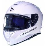 Integrálna prilba na motorku MT Targo biela