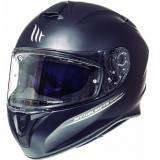 Integrálna prilba na motorku MT Targo čierna matná