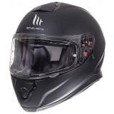 Integrálna prilba na motorku MT Thunder 3 SV čierna matná