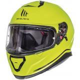 Integrálna prilba na motorku MT Thunder 3 SV fluo žltá