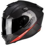 Integrálna prilba na motorku Scorpion Exo-1400 Air Carbon červená
