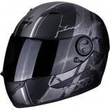 Integrálna prilba Scorpion EXO-490 Dar čierno-strieborná