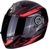 Integrálna prilba Scorpion EXO-490 Nova čierno-červená