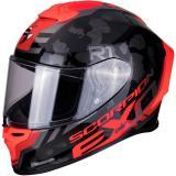 Integrálna prilba Scorpion EXO-R1 Air Ogi čierno-červená