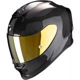 Integrálna prilba Scorpion EXO-R1 Carbon Air čierna lesklá