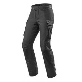 Nohavice na motorku Revit Outback čierne výpredaj
