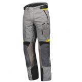 Nohavice na motocykel SCOTT Dualraid Dryo šedo-žlté
