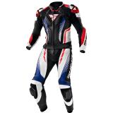 Kombinéza na motocykel Shima Apex čierno-bielo-červená