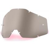 Dymové plexi pre motokrosové okuliare 100% Racecraft/Accuri/Strata