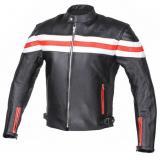 Kožená bunda na motorku RSA Lines výprodej