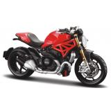 Model motocykla Maisto Ducati Monster 1200S