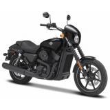 Model motocykla Maisto HD Street 750